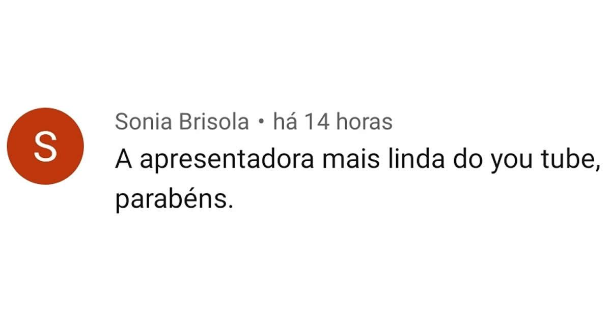 Depoimento Sonia Brisola